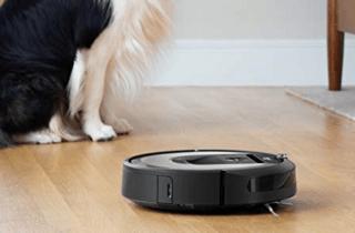 Robot Roomba i7156 mascotas