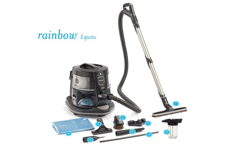 Robot aspirador Rainbow