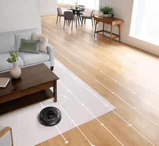 Roomba i7158 mapeo